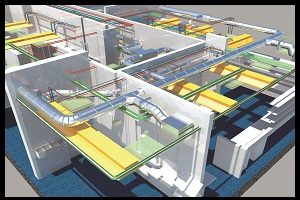 Building Information Modeling Services Model 1