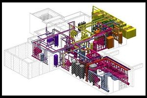 Building Information Modeling Services Model 3