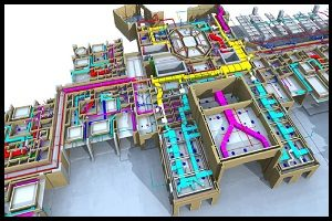 Building Information Modeling Services Model