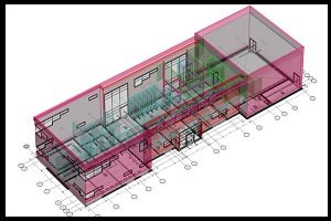 Building Information Modeling Services Model 5