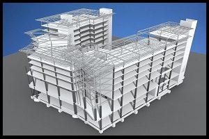 Building Information Modeling Services model 7