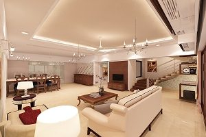 Interior 3D Rendering Services Image 7